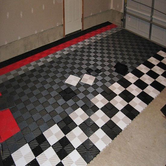 China Swisstrax Garage Floor Tiles