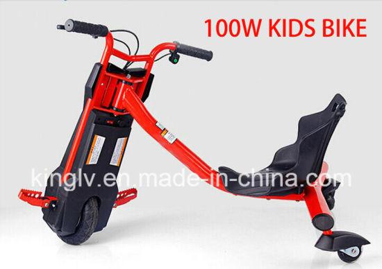 China Wholesale Three-Wheel Kids Car Electric Powerride 360 Bike