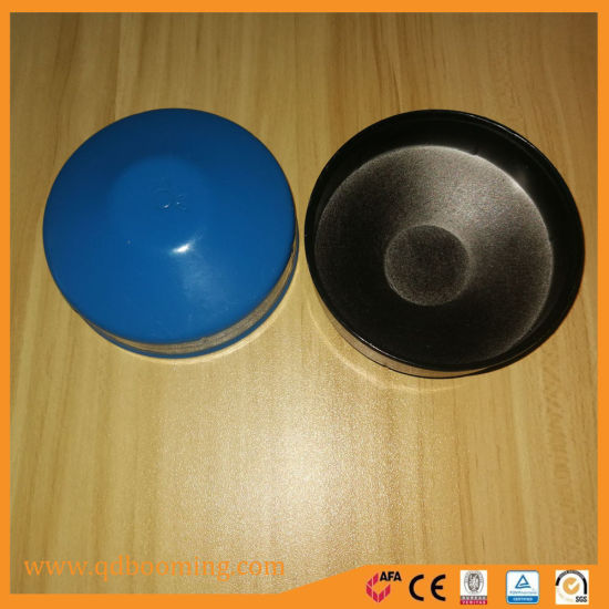 Galvanized Metal Powder Coated Round Caps for Post