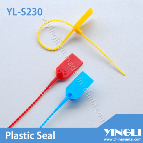 Light Duty Plastic Seal (YL-S230) pictures & photos
