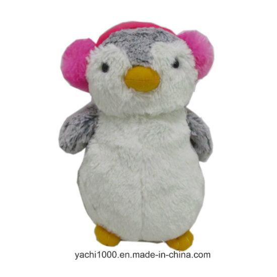 Stuffed Penguin Soft Toy