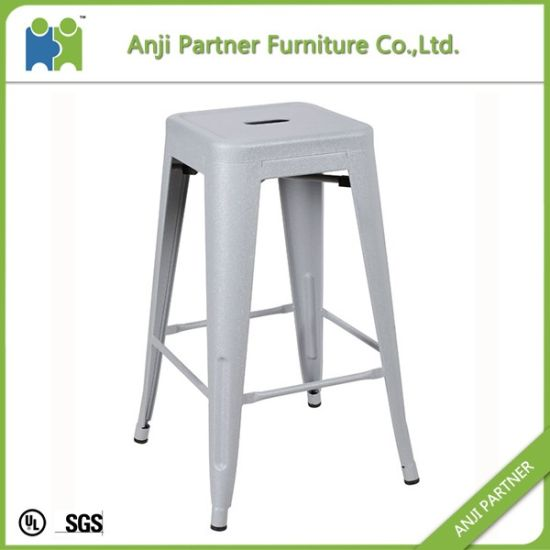 Cheaper Price Stackable Metal Unfolding Chair with Cold-Rolled Steel (Kalmaegi) pictures & photos