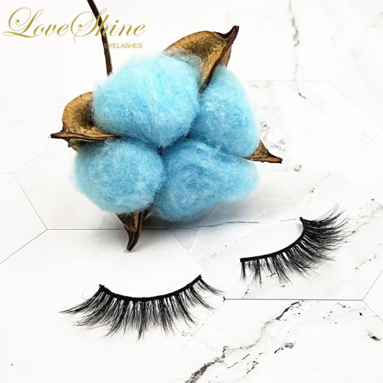 China Vendors Supplies Mink Lashes Best Sell Customized
