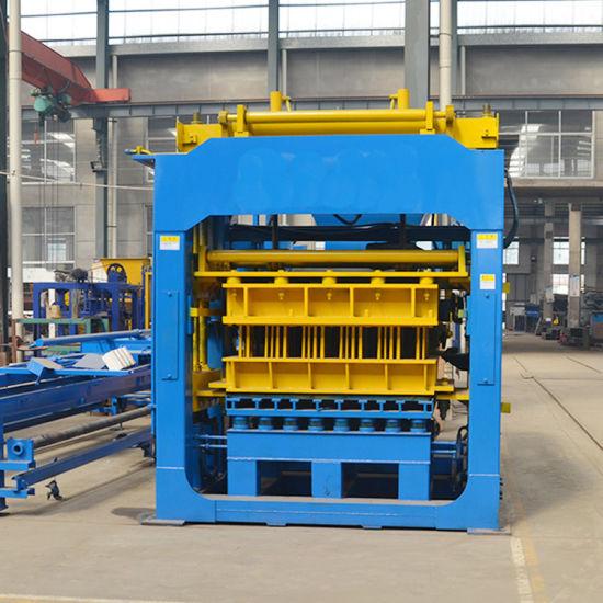 Qt10-15 Construction Machinery /Concrete Block/Brick Making Machine with Wholesale Price