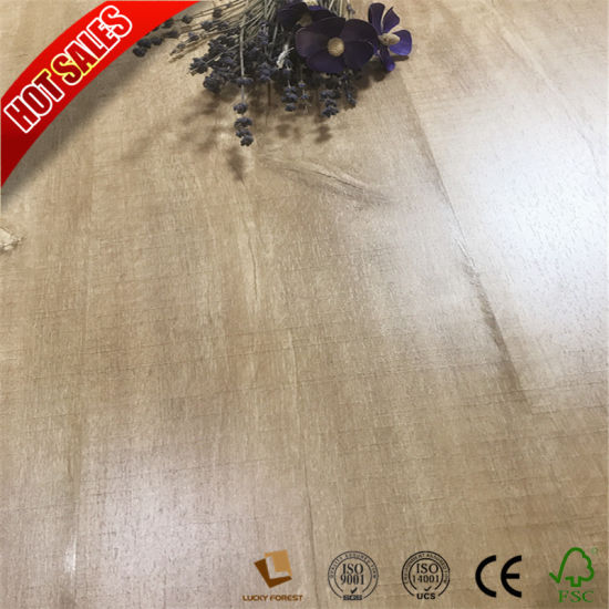China Cheap Price New Colour Istanbul Laminate Flooring With Hand