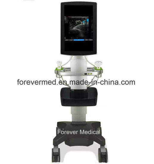 Ce Approved Standard Type Anesthesia Ultrasound Machines 19 Inch Touch Screen (YJ-AU80) pictures & photos