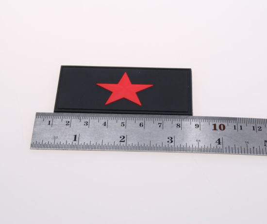 New & Trendy High Quality Rubber Patch pictures & photos