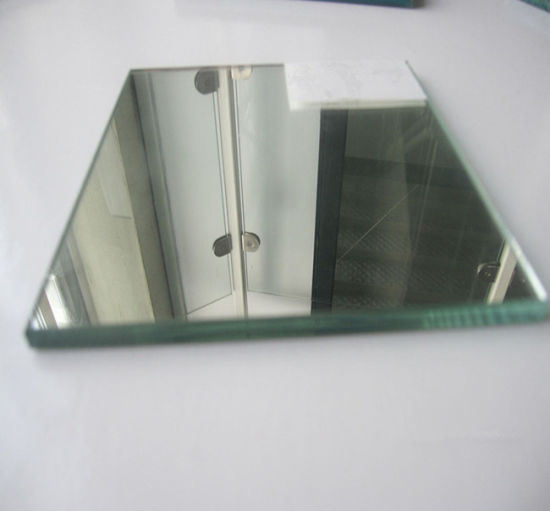 Double Coated Customzied Size 6mm Glass Mirror Sheet