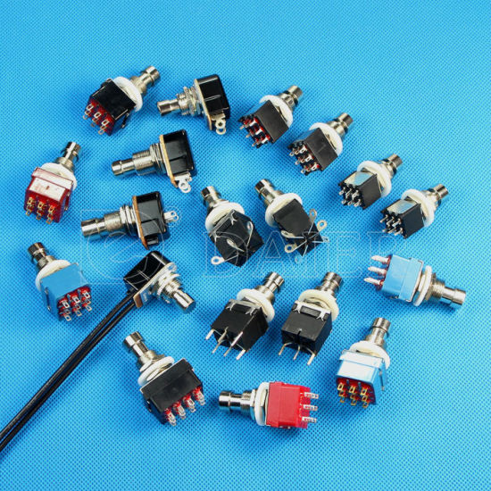 Pedal Switch; Foot Switch Pedal; Foot Pedal Switch (PBS-24B-2/PBS-24C-2) pictures & photos