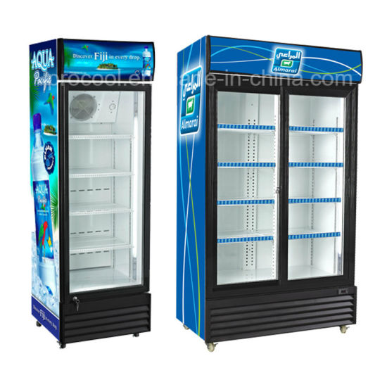 Showcase Refrigerator Gea Expo