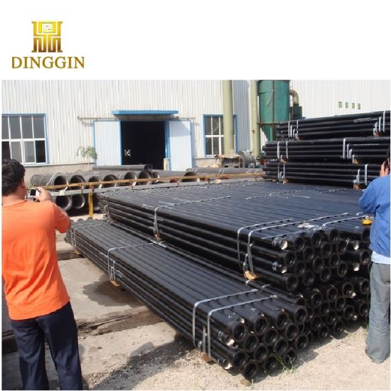 China ISO2531 K7/K9 Specification Water Pressure Ductile
