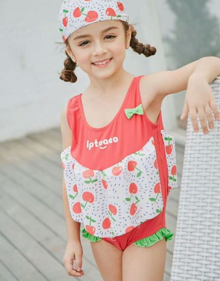 db5f6baf03 Swimsuits with Buoyancy for Kid′s  One-Piece UV50+ Swimwear for Children  pictures