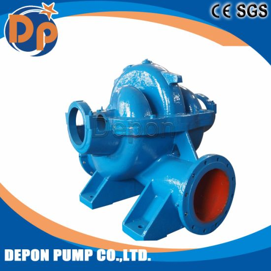 High Flow Water Pump for Flood Mitigation pictures & photos