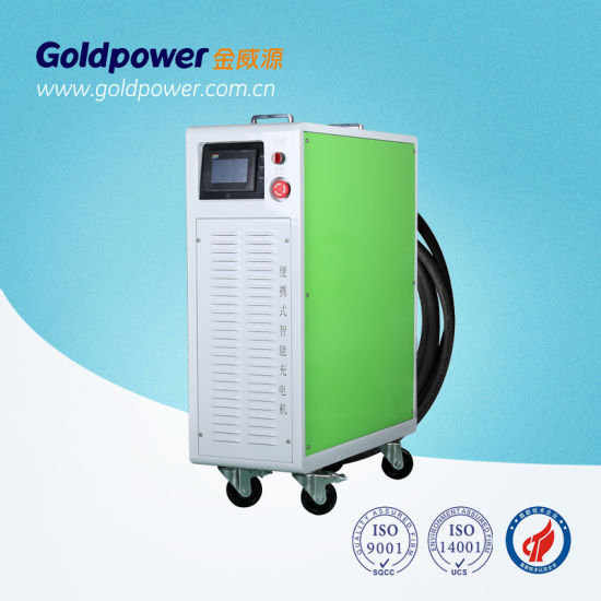 30kw Portable Dc Quick Charger For Electric Car With Single Gun