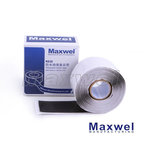 Mastic Sealing and Insulating Tapes Used for Electrical Insulating Applications pictures & photos