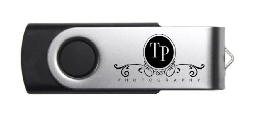Metal Logo USB Flash Pen Drive for Promotional pictures & photos