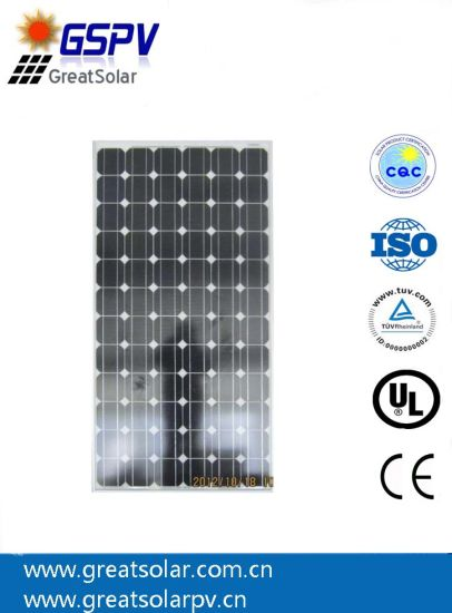 Energy Saving 300W Mono Solar Panel for Home Solar Systems for Philippines, Canada, South Africa, Yemen.