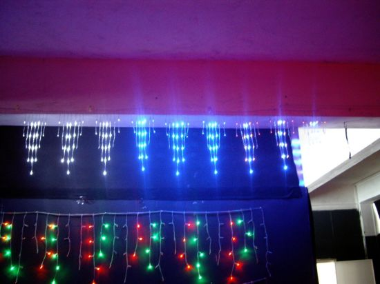 Outdoor Indoor Decoration 30cm Icicle Light LED Christmas Light pictures & photos