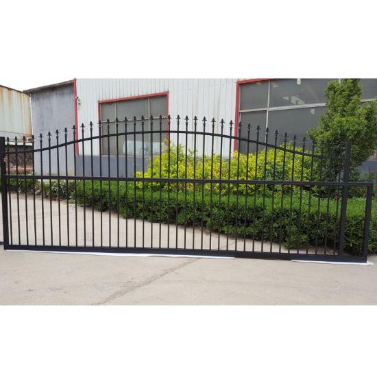Automated Driveway Gates/Decorative Entrance Gates/Commercial Fence Gates
