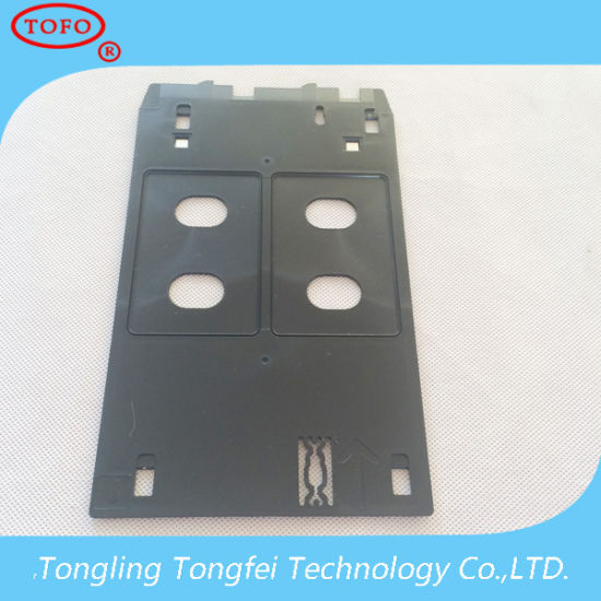 Printer Spare Parts IP7250 PVC Card Tray For Canon