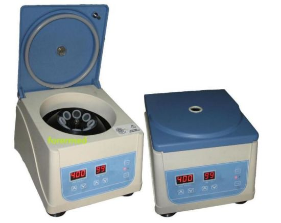 Medical Clinic Speed Mini Centrifuge pictures & photos