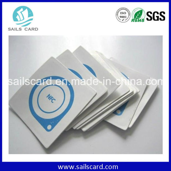 125kHz Tk4100 RFID Inlay/ Prelam Sheet/ PVC Sheet for Making RFID Card pictures & photos