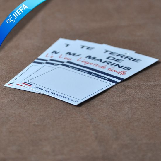 Factory Price Design Cardboard Paper Tag/Printing Label Tags pictures & photos