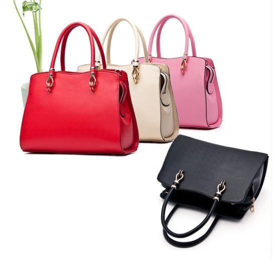 b9082466d5 Attractive Design Fashion Women Handbag Hot Sale Top Quality Bucket Bag Lady  Hand Bag