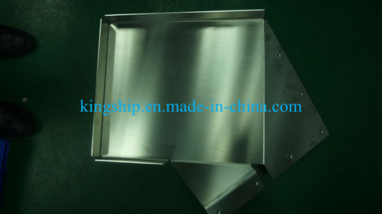 Factory Price DIN Stainless Steel Sheet Metal Parts