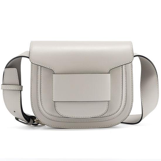 Fashion Shoulder Bag Genuine Leather Crossbody Messenger Bag for Women