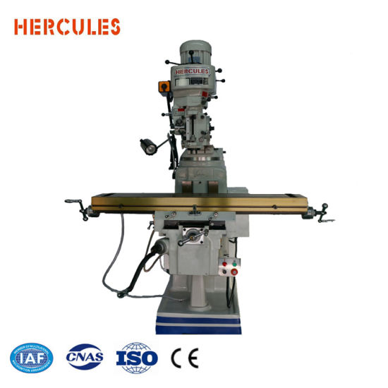 M3 X6325 Vertical Turret Type Milling Machine for Metal, Taiwan Spindle, CNC Machine, Cutting Machine, Lathe, Surface Grinder, Mill
