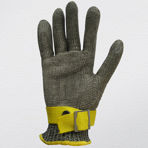 Stainless Steel Metal Mesh Cut Resistant Glove pictures & photos