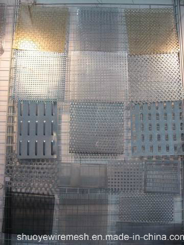 Aluminum Perforated Punch Metal Steel Sheet for Filter pictures & photos