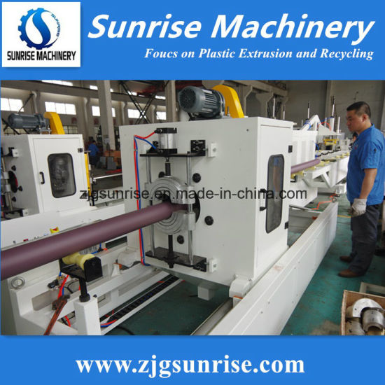 Plastic Machinery PVC Water Pipe Extrusion Machine pictures & photos
