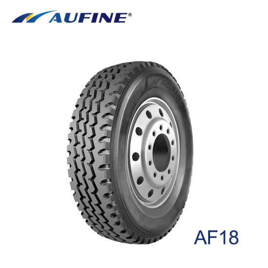 Heavy Duty Radial Truck Tyre with Good Quality (Regional/ steer) pictures & photos