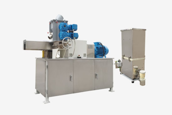 700 Kg/Hr Conventional Type Co-Rotation Parallel Twin Screw Extruder