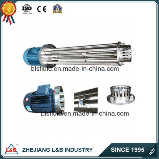 Industrial Brh1 Series High Shear Mixer