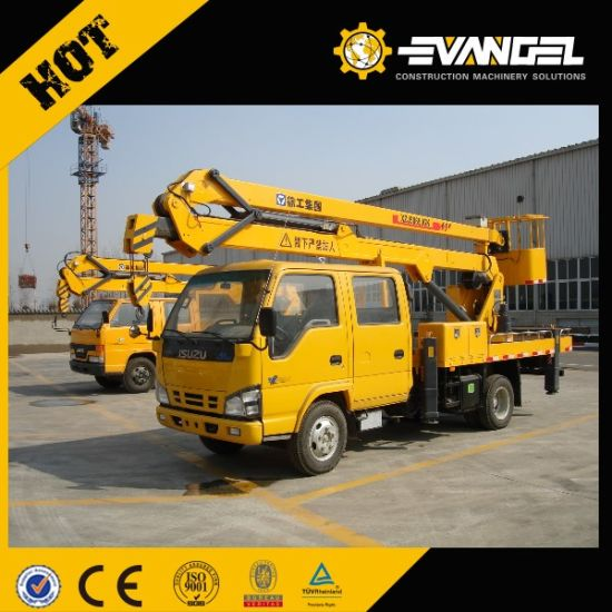 Aerial Working Platform with 18m Lifting Height pictures & photos