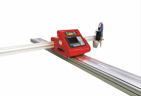 Automatic China Supplier Portable Metal CNC Plasma Flame Cutting Machine Withce SGS Certificate