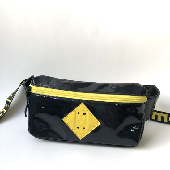 Holographic Bum Travel Shiny Fanny Belt Pack Chest Waist Bag for Women
