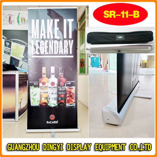 Wholesales Poster Display Equipment Roll up Banner Stand pictures & photos