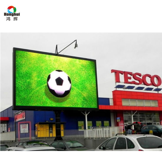 Full Color LED Screen Video SMD Outdoor P10 LED Billboard