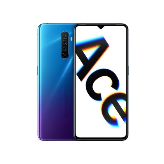 Wholesale Original New Oppoi Reno Ace Smartphone 8g / 128g Memory Mobile Phone Unlocked The Dual Card Dual Standby Cell Phone