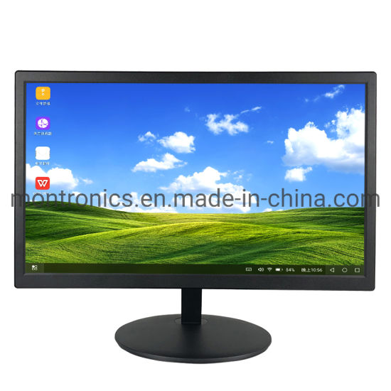18.5inch Widescreen LCD BNC Monitor Cheap Price 18.5 Inch TFT LED CCTV Monitor