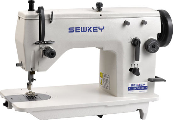 Sk20u43 Industrial Good Quality Zigzag Sewing Machine