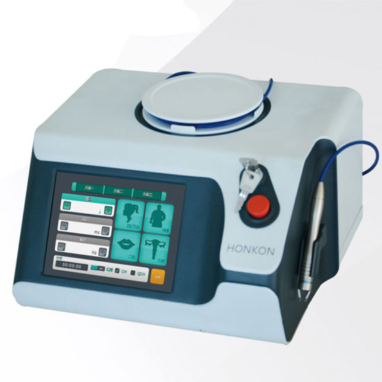 Honkon Portable Blood Vessels Removal Machine 980nm Diode Laser Vascular Lessions