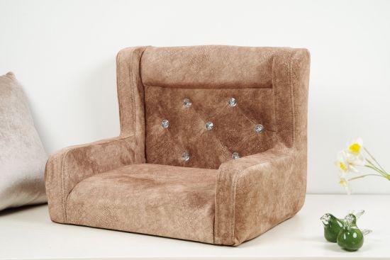 2019 Fine Khaki Sofa Fabric 100% Polyester Upholstery