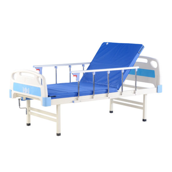 Two-Function Cheap Nursing Care Bed 2 Crank Hospital Bed