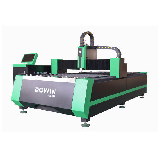 Cheap 500W 1000W Raycus Fiber Laser Cutter Aluminum Carbon CNC Laser Metal Cutting Engraving Machine for Stainless Steel Copper Laser Machines Price 1325 1530