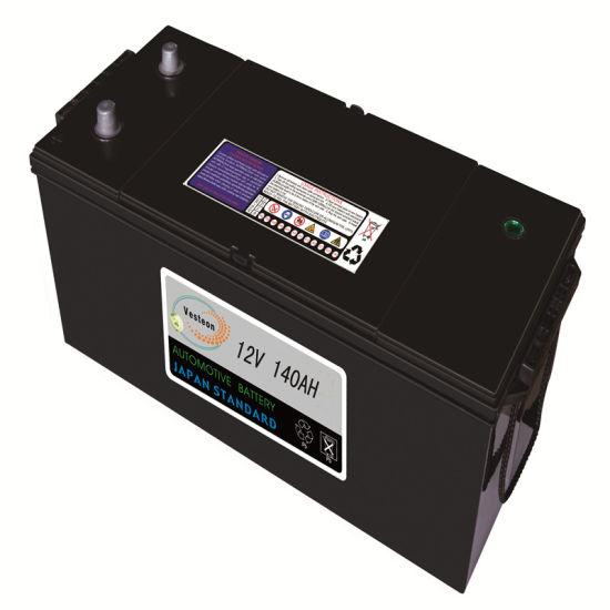 12V120ah Lead-Acid Maintenance Free Truck Battery